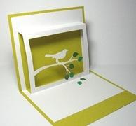 Объемные открытки ручной работы