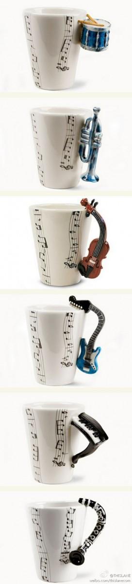 Кружка для музыкантов