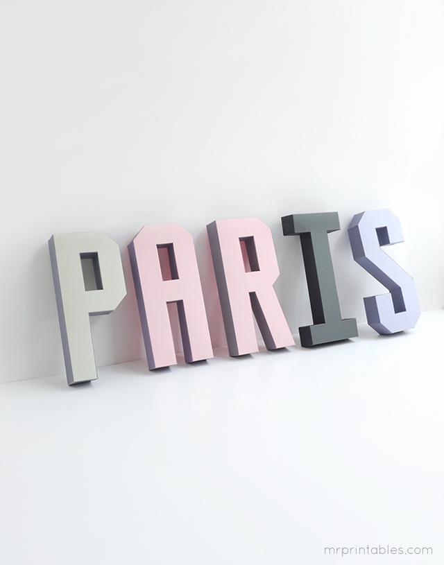 3d-letters-paris