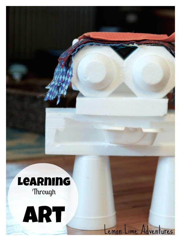 Learning-through-Recycled-Art
