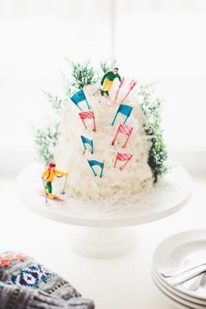Украшение торта к Олимпиаде