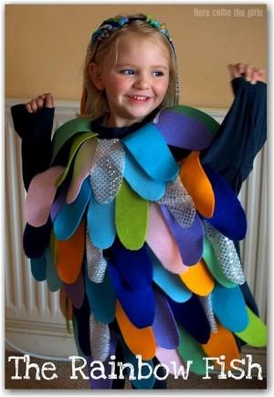 Яркий костюм для детей