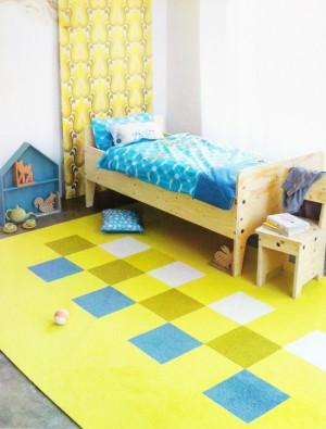 Оригинальные идеи детских комнат