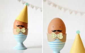 Пасхальные идеи для яиц
