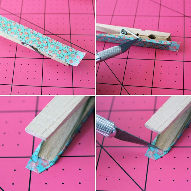 Washi-7-Clothespin