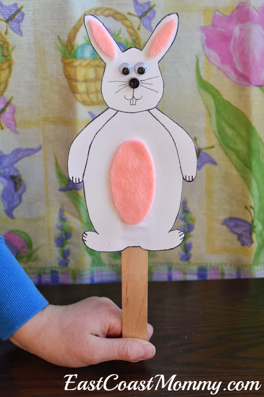 easter_bunny puppet