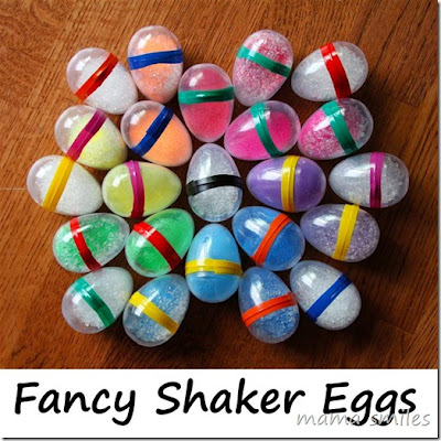 mama smiles egg shakers
