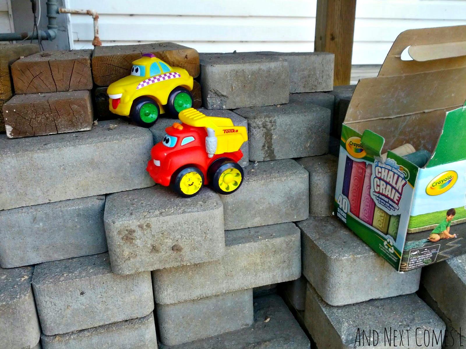 materials-for-diy-outdoor-roads